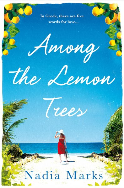 Among the Lemon Trees - Nadia Marks