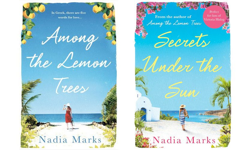 author nadia marks